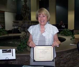 Georgia Author of the Year Carol Bland Dolson