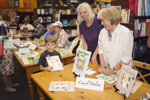 Barnes and Noble Author Night