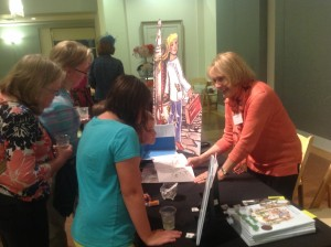 Carol Dolson Book Signing at the Atlanta Botanical Garden