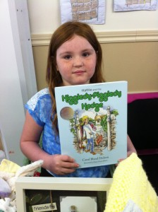 Hattie and the Higgledy Piggledy Hedge in Cornerbrook